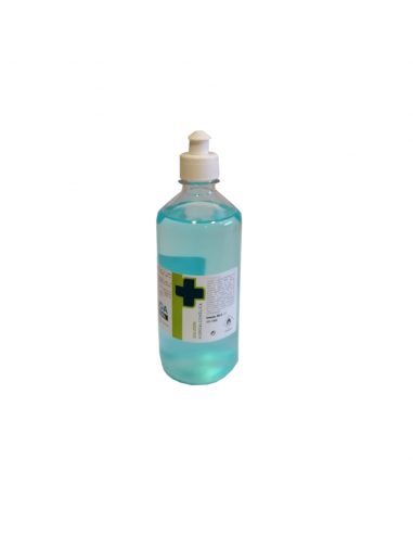 GEL HIDROALCOHOLICO DE MANOS 500ML