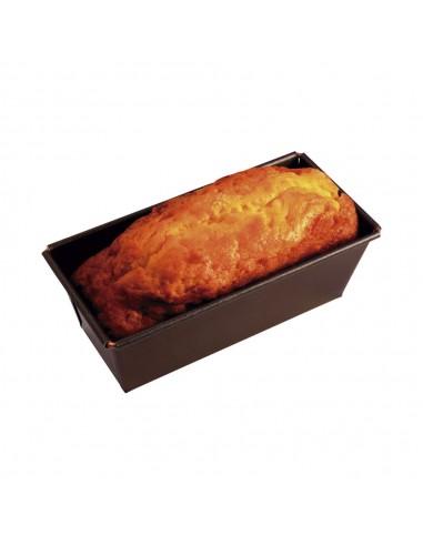 MOLDE ANTIADHERENTE RECTANGULAR PARA PLUM-CAKE